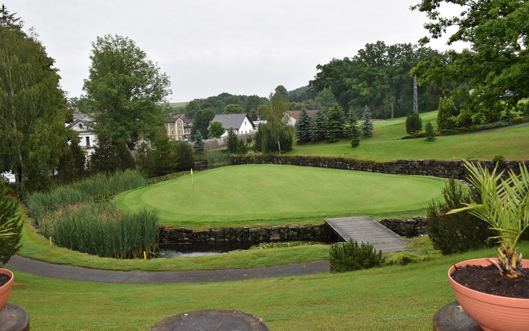 Golf Resort Konopiště – d´Este course 19.6.2020